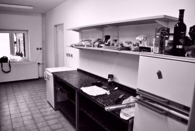 Kuchyň, druhý pohled
