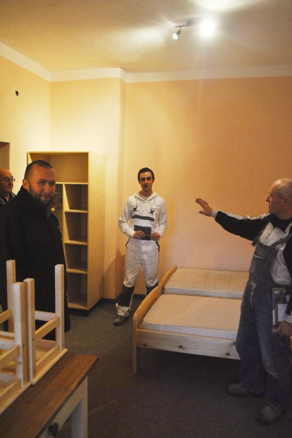 Pokoj č. 2, postele