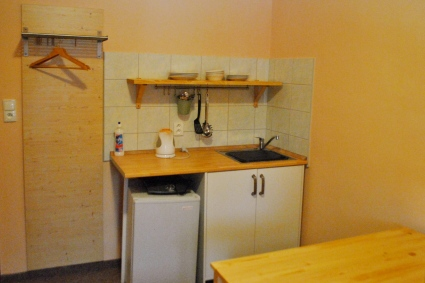 Pokoj č. 3, kuchyňka